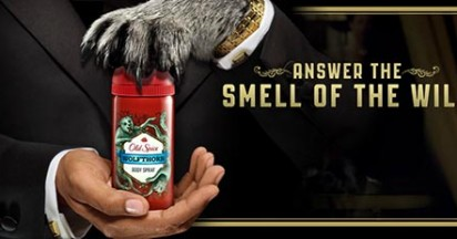 Old Spice Answer the Smell of the Wild