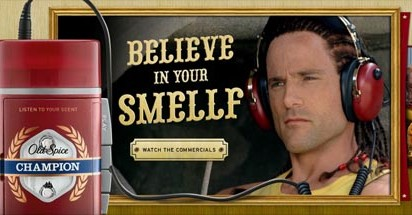 Old Spice Believe In Your Smellf