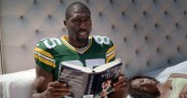 Old Spice with Greg Jennings
