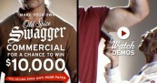Old Spice Swagger Video Contest
