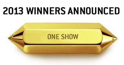 One Show 2013 Winners