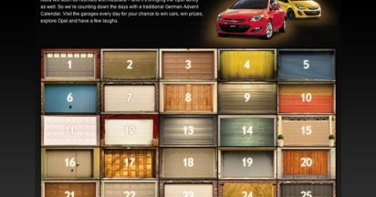 Opel Advent Garage
