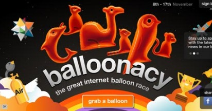 Orange Balloonacy