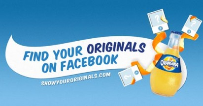 Orangina Find Your Originals
