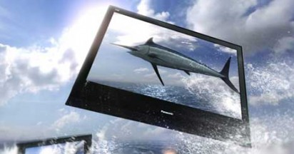 Panasonic Viera Fish