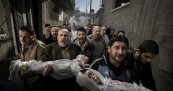 Gaza Burial World Press Photo 2013