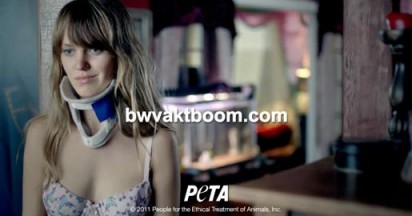 PETA Living With BWVAKTBOOM