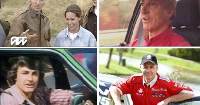 Peter Brock in TV Campaigns