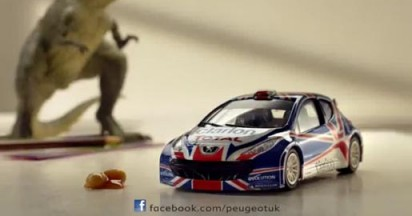 Peugeot Child's Play