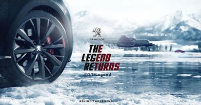 Peugeot Legend Returns