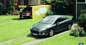 Peugeot 407 vs Toy Cars