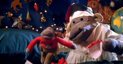 PG Tips Stocking for Monkey