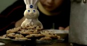 Pillsbury Doughboy Got Milk for Russian Family