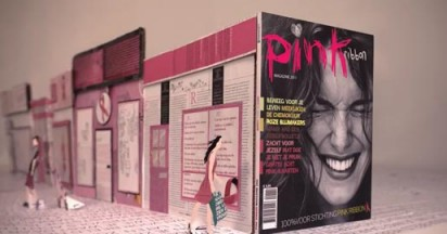 Pink Ribbon Magazine 2011