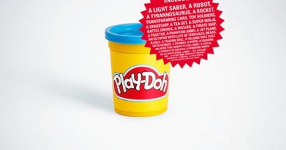 Play-Doh Imagination Included