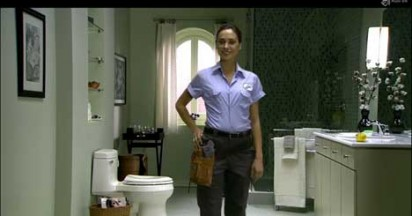 Plumber Jo Works For Kohler Toilets