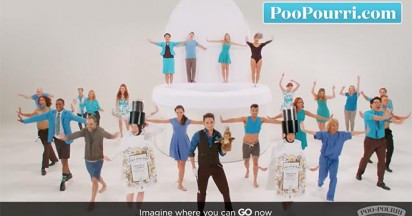 Poo Pourri Imagine Where You Can Go
