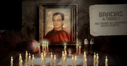 Chile Light a candle for San Marcelino