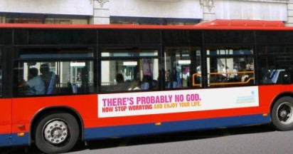 Probably No God On The Buses