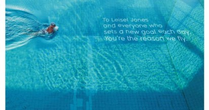 Qantas Olympics – You're The Reason We Fly