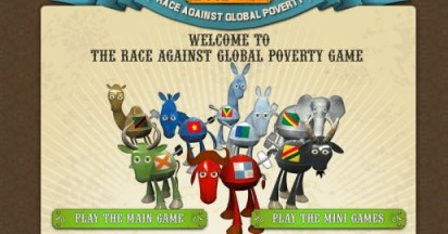 Race Against Global Poverty Online