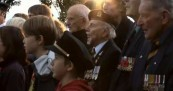 Ragged Bloody Heroes on ANZAC Day