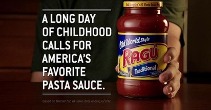 Ragu Long Day of Childhood