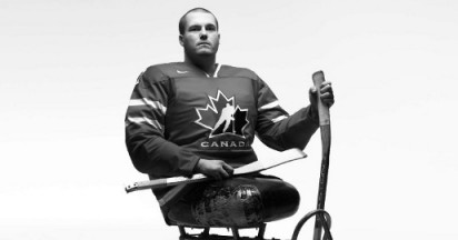 Paralympics Swimming and Sledge Hockey