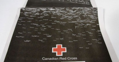 Red Cross Tsunami Appeal in Canada
