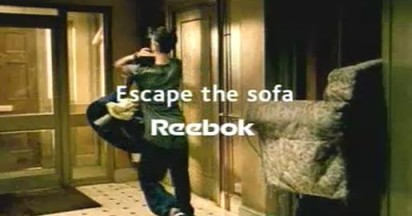 Reebok Escape The Sofa