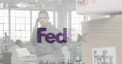 Relax it's a Fedex TV Ad