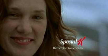 Kelloggs Special K Tells Women To Remember You