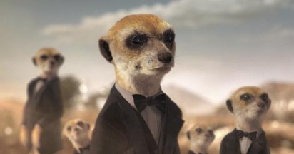 Renault Koleos Meerkats Wildly Civilized
