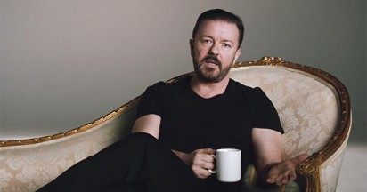 Optus launches Netflix with Ricky Gervais