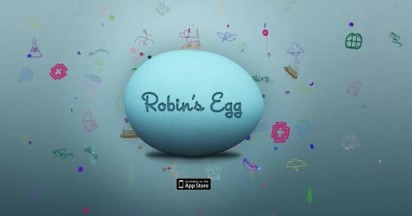 Robin's Egg for Emotional Support