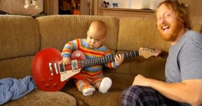 Rocksmith Guitar Baby – I got mine!