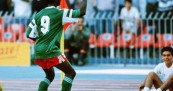 Coca Cola History of Celebration with Roger Milla