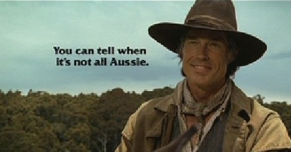 Ronn Moss promotes Real Aussie Orange Juice