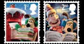Royal Mail Wallace & Gromit Christmas Stamps