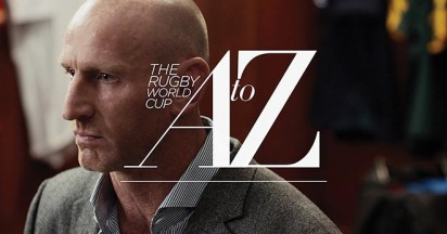 The A to Z of Rugby