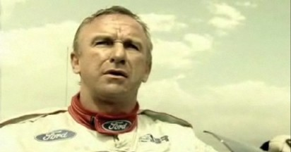Caltex Flies with Russell Ingall