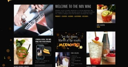 Schweppes Magic is in the Mix