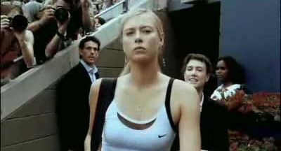 Maria Sharapova So Pretty for Nike
