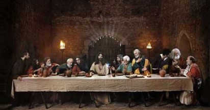 Siminn 3G Last Supper