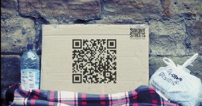 Simon on the Streets QR Codes