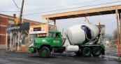 Smart For Two Cement Trucks