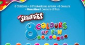 Smarties 8 Colours of Fun