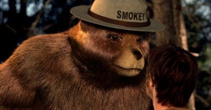 Smokey Bear Bonfire