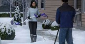 Snow Joe Electric Snow Thrower Goes Digital
