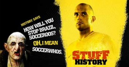 Nike Matches Socceroos Against History